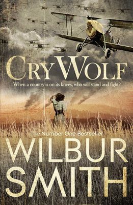 Book cover for Cry Wolf
