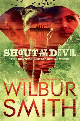 Book cover for Shout At The Devil