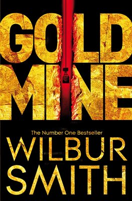 Book cover for Gold Mine