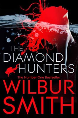 Book cover for The Diamond Hunters