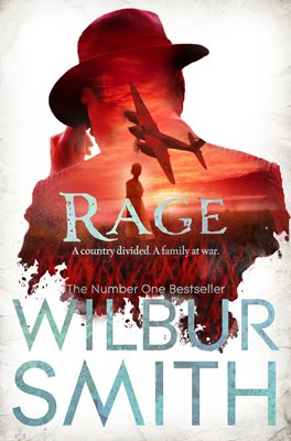 Book cover for Rage