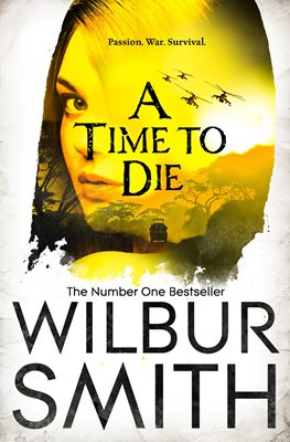 Book cover for A Time to Die