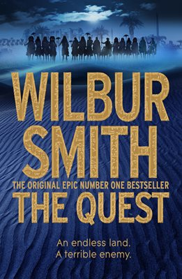 Book cover for The Quest