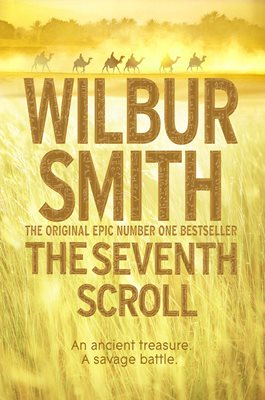 Book cover for The Seventh Scroll