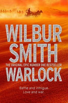 Book cover for Warlock