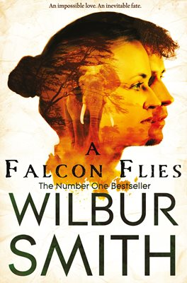 Book cover for A Falcon Flies
