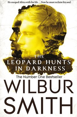 Book cover for The Leopard Hunts in Darkness