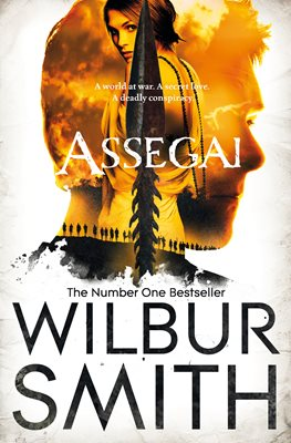 Book cover for Assegai