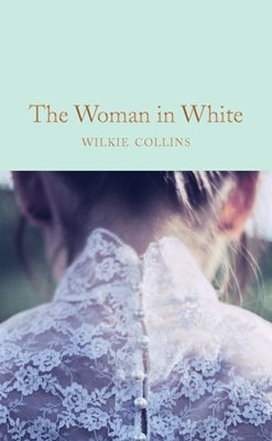 Book cover for The Woman in White