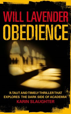 Book cover for Obedience