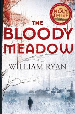 Book cover for The Bloody Meadow
