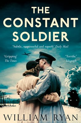 Book cover for The Constant Soldier
