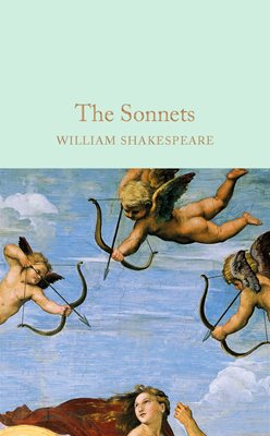 Book cover for The Sonnets