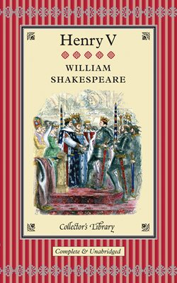 Book cover for King Henry V