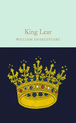 Book cover for King Lear