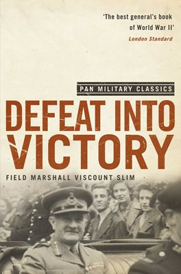 Book cover for Defeat Into Victory