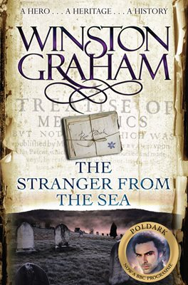 Book cover for The Stranger From The Sea