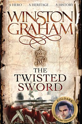 Book cover for The Twisted Sword
