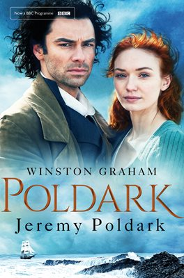 Book cover for Jeremy Poldark