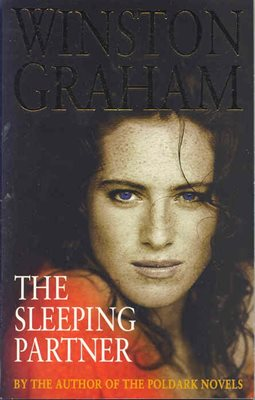 Book cover for The Sleeping Partner