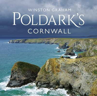 Book cover for Poldark's Cornwall