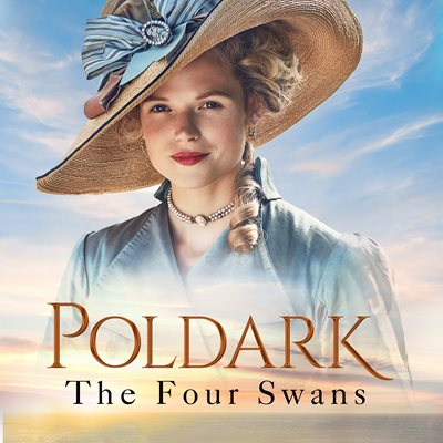 Book cover for The Four Swans