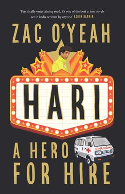 Book cover for Hari - A Hero for Hire