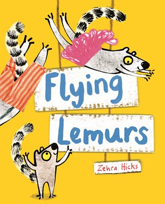 Book cover for Flying Lemurs