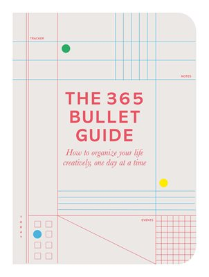 Book cover for The 365 Bullet Guide