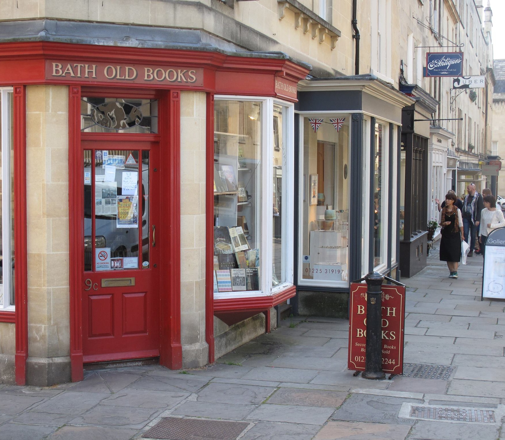 Bath Old Books Bookshop Bath
